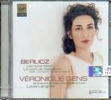 CD image BERLIOZ / LES NUITES DE ETE - LA MORT DE CLEOPATRE / GENS - LANGREE