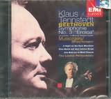 CD image BEETHOVEN / KLAUS TENNSTED / SYMPHONIE NO.3