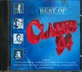 CD image BEST OF CLASSICS 94 FILMS - (OST)