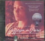 CD image JEFFERSON IN PARIS - (OST)
