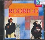 CD image RODRIGO / CONCIERTO DE ARANJUEZ / BARRUECO - DOMINGO