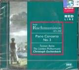 CD image RACHMANINOV / PIANO CONCERTO N 3