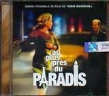 CD image AU PLUS PRES DU PARADIS [TONIE MARSHALL] - (OST)