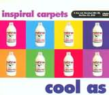 CD + DVD image INSPIRAL CARPETS / COOL AS (3CD SET) - GREATEST HITS - RARITIES (CD+DVD)