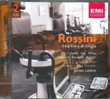 CD image ROSSINI / IL BARBIERE DI SIVIGLIA COMPLETE / LEVINE (2CD)