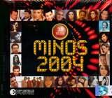 CD image MINOS 2004 / 33 MEGALES EPITYHIES - (VARIOUS) (2 CD)
