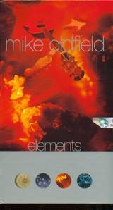 CD image MIKE OLDFIELD / ELEMENTS (4CD)