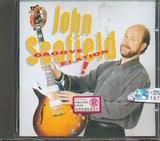 CD image JOHN SCOFIELD / GROOVE ELATION