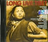 CD image for LONG LIVE TIBET - (VARIOUS)