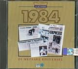 CD image ΧΡΥΣΗ ΔΙΣΚΟΘΗΚΗ 1984 - (VARIOUS)