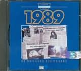 CD image ΧΡΥΣΗ ΔΙΣΚΟΘΗΚΗ 1989 - (VARIOUS)
