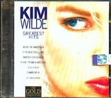 CD image KIM WILDE / THE GOLD COLLECTION