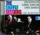 CD image for THE SKIFFLE SESSIONS / VAN MORRISON / LONIEDONEGAN / CHRIS BARBER