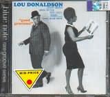 CD image LOU DONALDSON / GOOD GRACIOUS