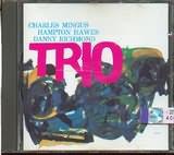 CD image CHARLIES MINGUS / MINGUS THREE - TRIO