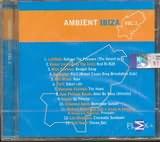 CD image AMBIENT IBIZA - (VARIOUS)