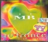 CD image MR / TO FRANCE (CD SINGLE)