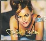 CD image BELINDA CARLISLE / IN TOO DEEP (CD SINGLE)