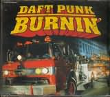 CD image DAFT PUNK / BURNIN CD S