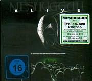 CD + DVD image MESHUGGAH / ALIVE (CD + DVD)