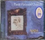 CD image PANDIT HARIPRASAD CHAURASIA / MADA - LIVE IN JERUSALEM