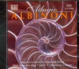 CD image ALBINONI / ADAGIO / VARIOUS