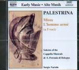 PALESTRINA / <br>MISSA L HOMME ARME / <br>VARTOLO