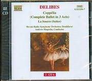 DELIBES / <br>COPPELIA - LA SOURCE [SUITES] SLOVAK RADIO SYMPHONY ORCHESTRA - ANDREW MOGRELIA