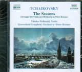 CD image TCHAIKOVSKY / THE SEASON NISHIZAKI VIOLIN