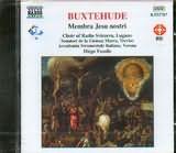 CD image BUXTEHUDE / MEMBRA JESU NOSTRI