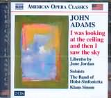 CD image ADAMS JOHN / I WAS LOOKING AT THE CEILING AND THE I SAW THE SKY [KLAUS SIMON] (2CD)