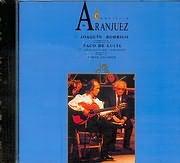 CD image RODRIGO / CONCERTO DE ARANLUEZ - IBERIA DE ISSAC ALBENIZ - JUAN MANUEL CANIZARES - PACO DE LUCIA