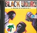CD image BLACK UHURU / ANTHEM