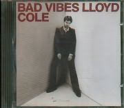 CD image LLOYD COLE / BAD VIBES