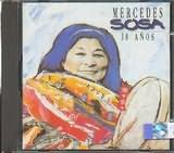 CD image MERCEDES SOSA / 3O ANOS