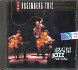 CD image ROSENBERG TRIO - LIVE AT THE N.SEA JA
