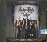 CD image ADAMS FAMILY VALUES - (OST)