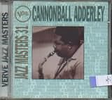 CD image CANNONBALL ADDERLEY - JAZ.MAST.31