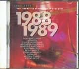 CD image ΤΡΕΙΣ ΔΕΚΑΕΤΙΕΣ ΕΛΛΗΝΙΚΟ 1988 - 9 - (VARIOUS)
