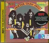 CD image KISS / HOTTER THAN HELL (REM)