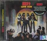 CD image KISS / LOVE GUN