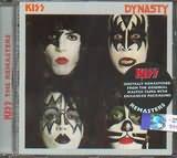 CD image KISS / DYNASTY (REM)