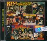 KISS / <br>UNMASKED