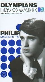 OLYMPIANS AND ΠΑΣΧΑΛΗΣ / <br>PHILIPS MASTERS 1966 - 1989 (5CD)