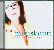 CD image ΝΑΝΑ ΜΟΥΣΧΟΥΡΗ / RETURN TO LOVE