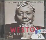 CD image WESTON RANDY - EARTH BIRTH