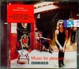 CD image for MONACO / MUSIC FOR PLEASURE