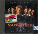 THE THREE MUSKETEERS - (OST)