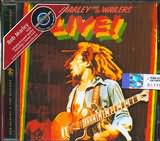 BOB MARLEY AND THE WAILERS / <br>LIVE