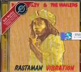 CD image BOB MARLEY / RASTAMAN VIBRATION